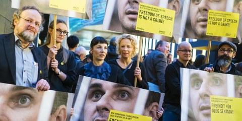 Russland muss ukrainischen Regisseur freilassen
