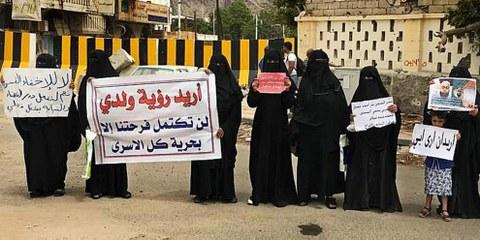 Verschwindenlassen und Folter in jemenitischen Gefängnissen