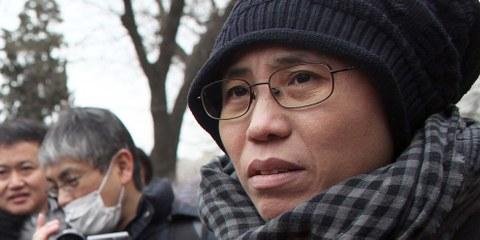 Liu Xia endlich frei
