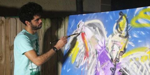 Kubanischer Künstler freigelassen