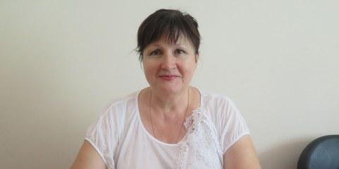 Verfahren gegen Valentina Cherevatenko eingestellt