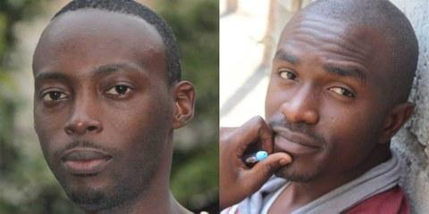 Fred Bauma und Yves Makwambala aus Haft entlassen