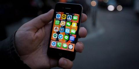 Kommunikations-Apps schützen Privatsphäre ungenügend
