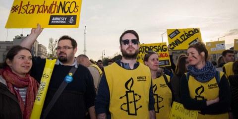 NGO-Gesetz: Ein berechnender Angriff auf die Zivilgesellschaft