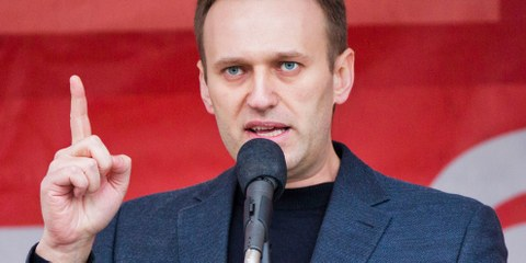 Oppositionsführer Nawalny und hunderte Demonstranten verhaftet