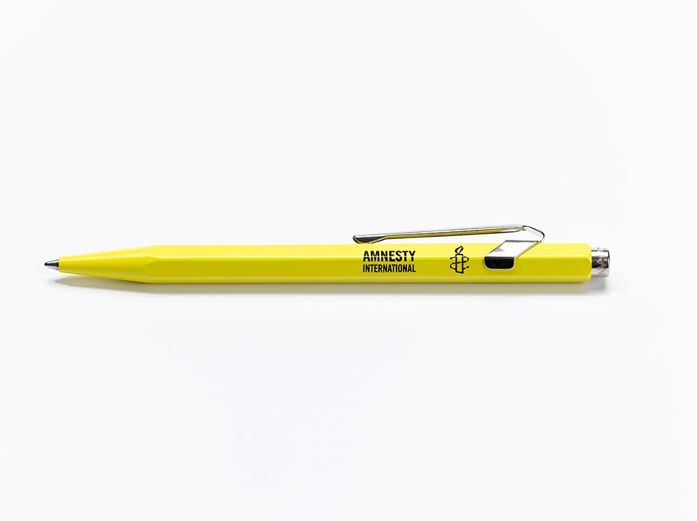 Kugelschreiber Caran d'Ache für Gruppen