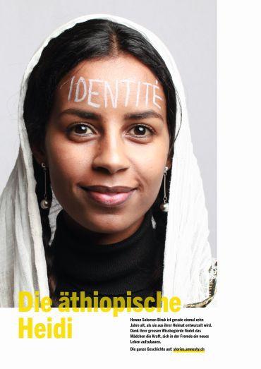 Foto-Poster Ausstellung für Draussen «Unvergesslich: unsere Geschichten»