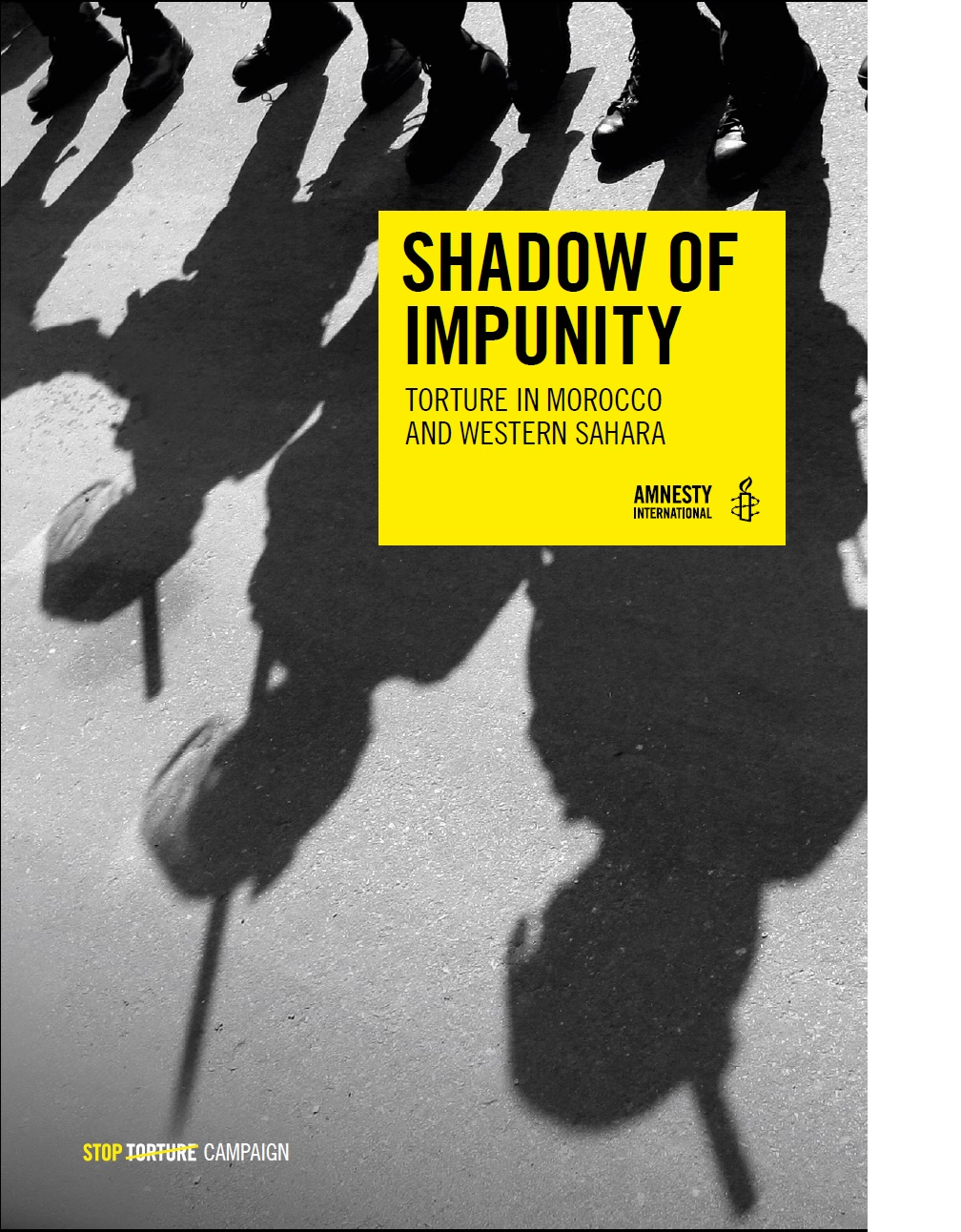 Shadow of Impunity: Torture in Morocco and Western Sahara
