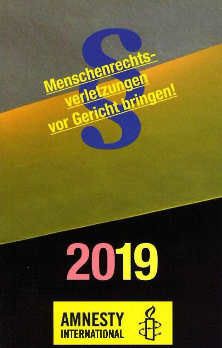 Taschenagenda 2019