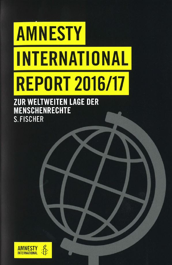 Amnesty International Report 2016/17