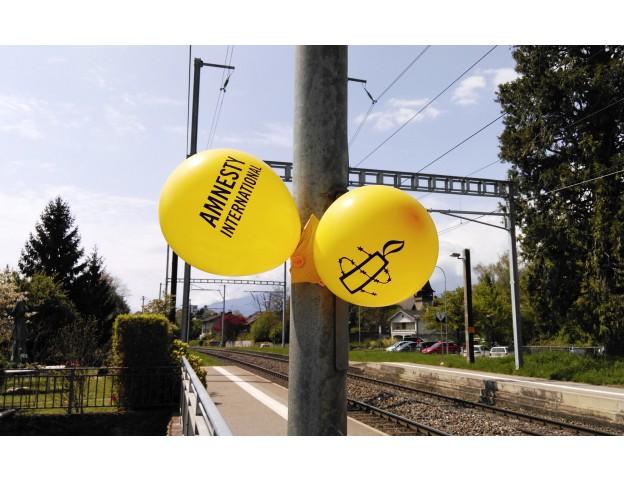 Luftballons AI Schweiz