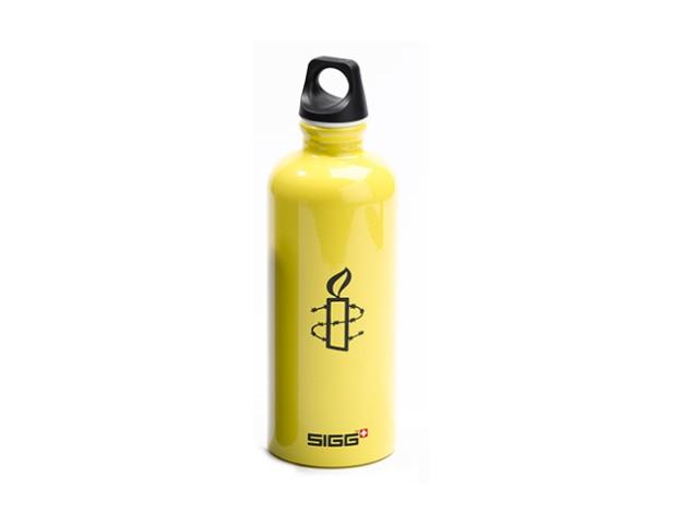 Sigg_Flasche_Amnesty_Gelb