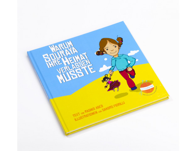 Kinderbuch zur Flüchtlingsthematik
