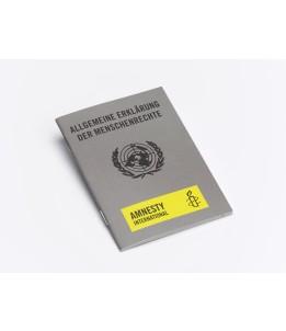 Allgemeine Erklärung der Menschenrechte in verschiedenen Sprachen