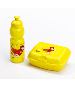 Kinderflasche & Znünibox