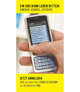 Flyer «Mobile Action»