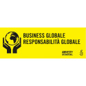 "Bandiera ""Business Globale, responsabilità globale"""