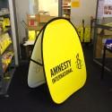 Werbebande Quickboard Amnesty