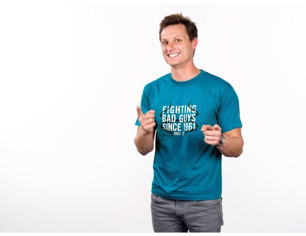 T-Shirt_Figthing_Bad_Guys_Herren