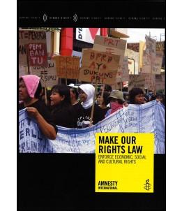Donner aux droits force de loi: Défendre les droits économiques, sociaux et culture