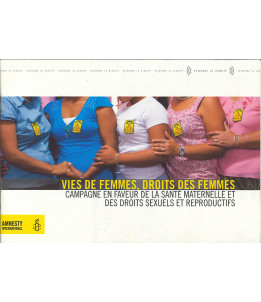 "Brochure ""Vies de femmes, droits des femmes"""