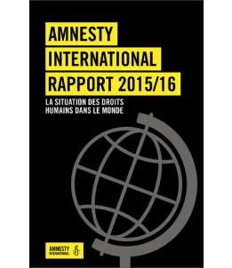 Amnesty International Rapport annuel