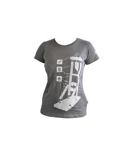 "T-Shirt ""Stop Death Penalty"" (Femme)"