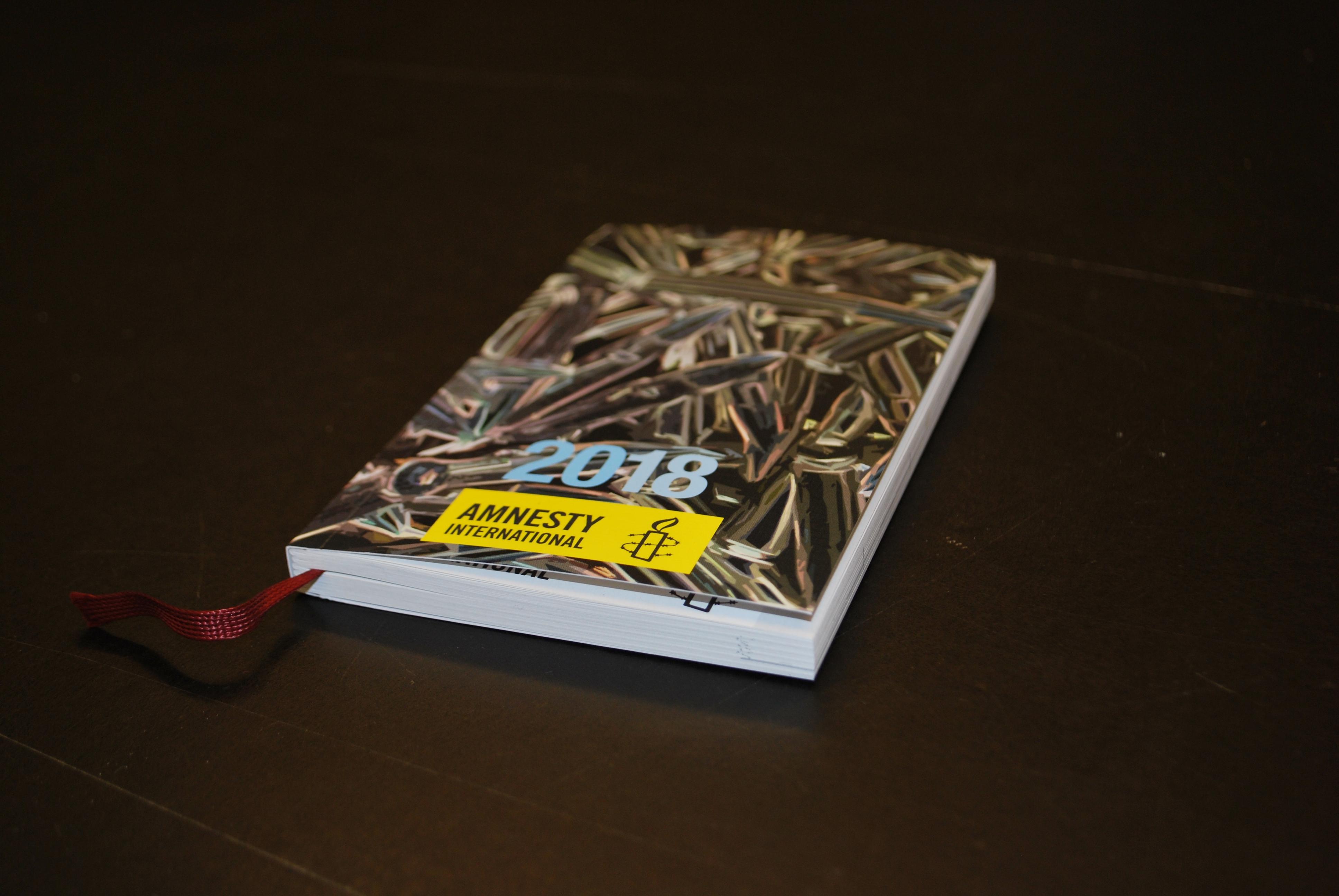 Amnesty International Kalender 2018
