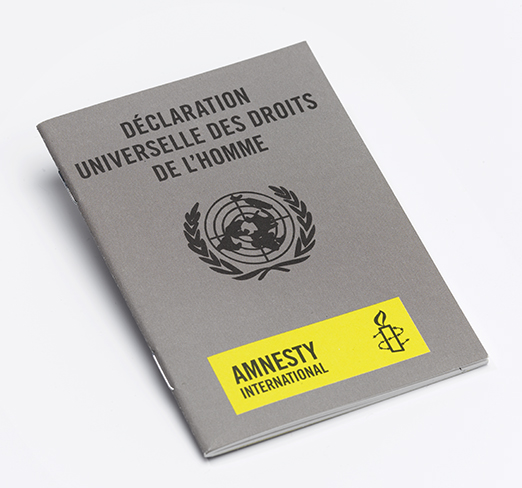 Déclaration universelle des droits de l'homme
