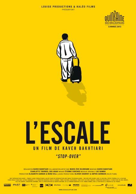 Dokumentarfilm « L'escale » auf DVD zur Ausleihe