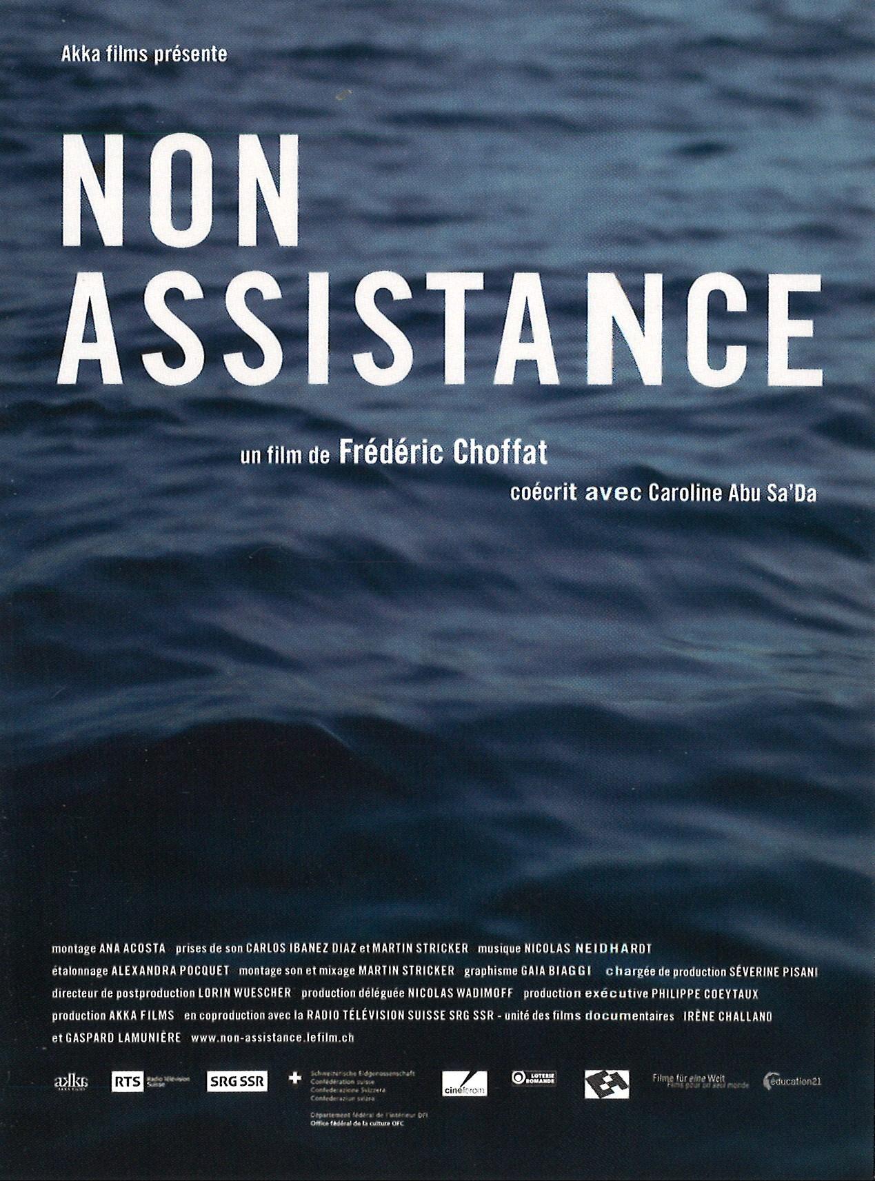 Film «Unterlassene Hilfeleistung» auf DVD zum ausleihen