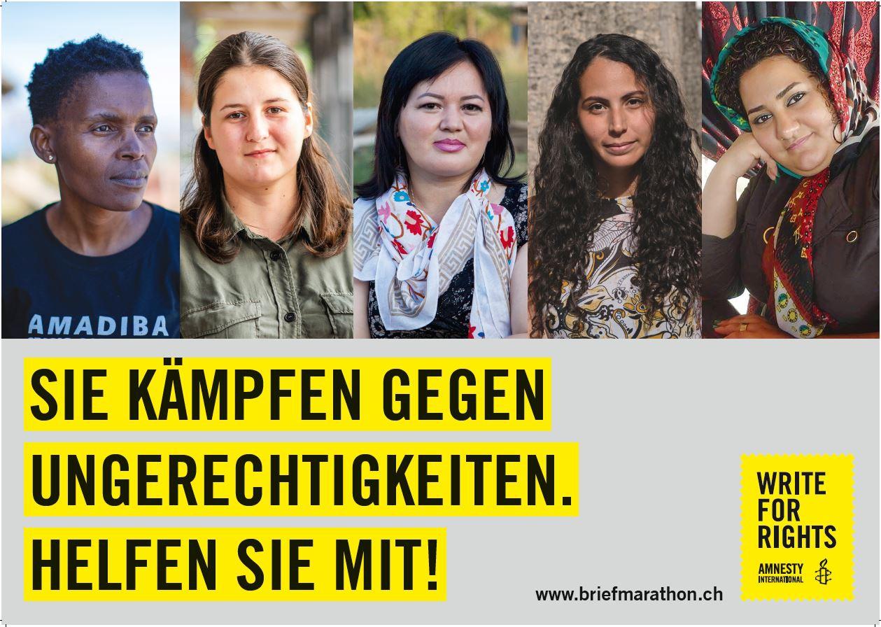 Briefmarathon-Plakate A2